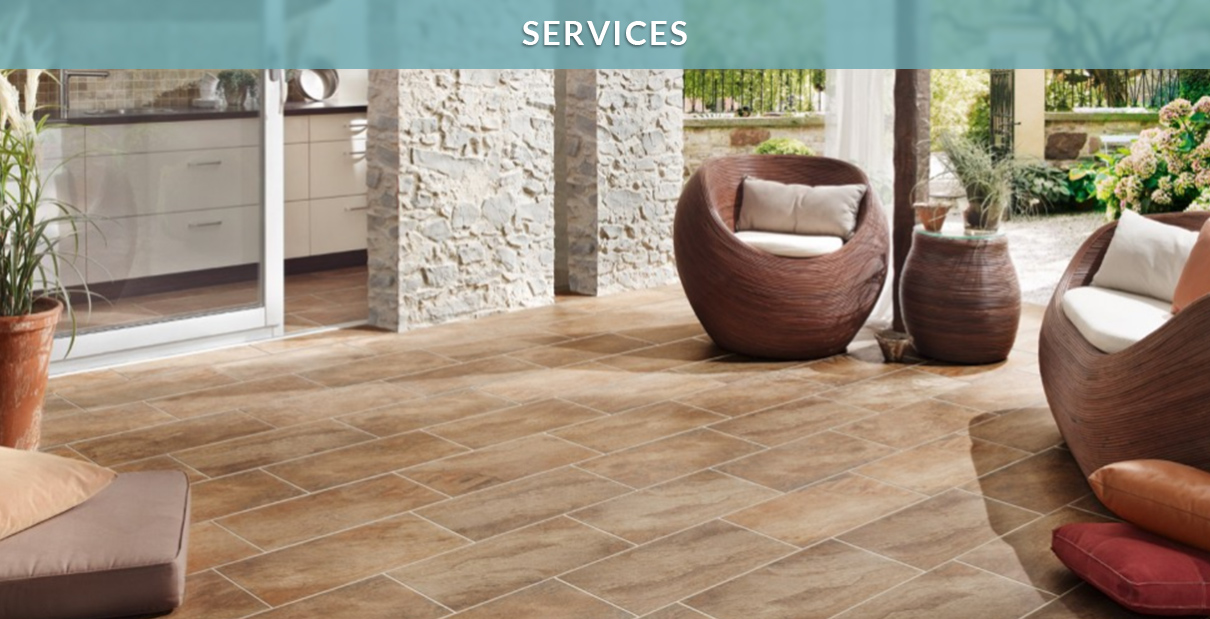 all services of tiles
